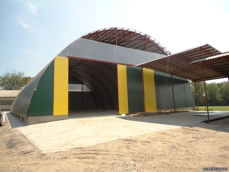 Быстровозводимые здания из металлоконструкций - aнгары ...: http://angarplus.ucoz.ru/
